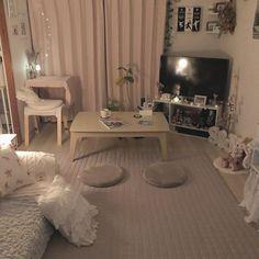 Room Design Bedroom, Room Ideas Bedroom, Bedroom Styles, Bedroom Decor, Korean Bedroom Ideas, Study Room Decor, Minimalist Room, Aesthetic Room Decor, Dream Rooms