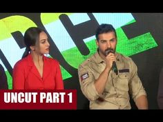 RANG LAAL Song Launch | Force 2 | John Abraham, Sonakshi Sinha | PART 1