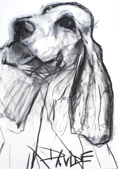 'Riley' Charcoal by Valerie Davide £410