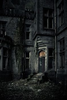 Haunted home in Budapest, Romania...
