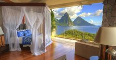 Saint Lucia....where I want to be....