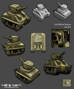 LOWPOLY (sub 1000~ triangle models) - Page 447 - Polycount Forum