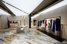 Premiere boutique Celine a Londres