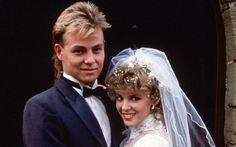 Classic TV Shows - 80's Neighbours - Scott and Charlene - Love Story - Kylie Minogue - Jason Donovan.