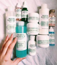 Mario Badescu Hautpflege - Care - Skin care , beauty ideas and skin care tips Beauty Care, Beauty Skin, Beauty Hacks, Beauty Tips, Diy Beauty, Beauty Products, Skin Care Products, Homemade Beauty, Facial Products
