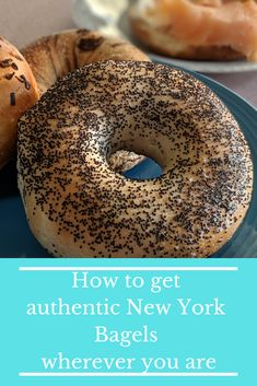 Whether you're in Manhattan or Miami, Long Beach or Dallas...here's the 411 on getting AUTHENTIC @newyorkerbagels no matter where you are. #NewYorkerBagels #bagels #food #breakfast #brunch #yummy #ad