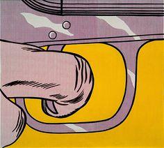 Roy lichtenstein untitled still life with lemon and - Roy lichtenstein cuadros ...