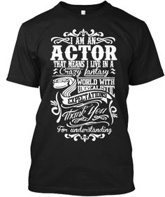 Limited Edition- ACTOR
