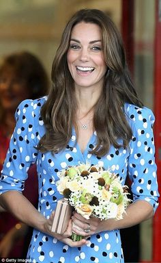 Kate praised the children who spoke in the class she and William attended, saying 'You were all so impressive'