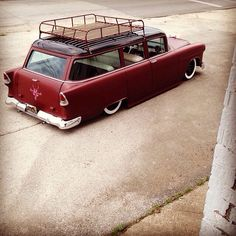 '55 Chevy Wagon