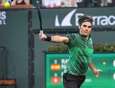 Blog Esportivo do Suíço:  Federer vence Sock e enfrenta Wawrinka na decisão de Indian Wells