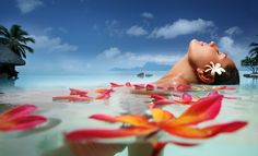Spa Travel Packages - Australia, New Zealand, Fiji, Tahiti, South Africa Jazz Music, Indie Music, Hei Poa, Stress Relief Music, Most Romantic Places, Celebrity Travel, Relaxing Music, Dream Vacations, Summertime
