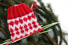 Advent, Knitted Hats, Embroidery, Christmas Ornaments, Knitting, Sewing, Holiday Decor, Crocheting, Socks