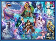 Monedero con elf-Enchantment-Anne Stokes monedero Fantasy billetera