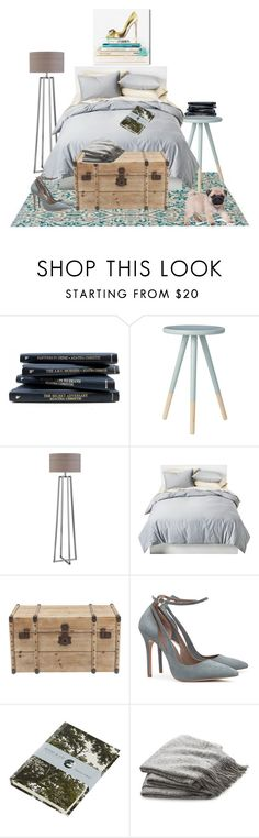 """""""Chill Time"""" by summernight1967 ❤ liked on Polyvore featuring interior, interiors, interior design, home, home decor, interior decorating, Room Essentials, Boho & Co, Crate and Barrel and Oliver Gal Artist Co."""