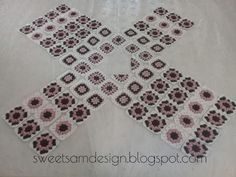 Crochet Jacket Pattern, Gilet Crochet, Crochet Coat, Crochet Cardigan Pattern, Granny Square Crochet Pattern, Crochet Squares, Crochet Granny, Crochet Clothes, Crochet Stitches