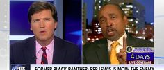 "Mason Weaver told Tucker Carlson Monday night that Georgia Democrat John Lewis is an ""illegitimate congressman.""    WATCH:    [dc_video]    ""He has done nothing,"" the former Black Panther told Carlson"