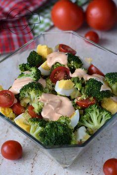 Cooking Recipes, Healthy Recipes, Broccoli, Salad Recipes, Recipies, Good Food, Food Porn, Food And Drink, Dinner
