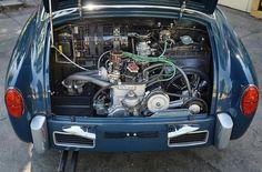"""Fiat 750 Zagato """"Double Bubble"""" Abarth"""