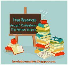Homeschool Educational Free Market: Ancient Civilizations: Roman Empire
