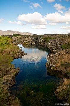 Þingvellir National Park Park, Iceland