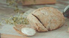 Pão de quinoa vegano - Diário de uma Vegana - Programas - GNT