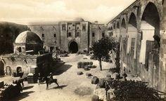Khan Al Wazir - Aleppo