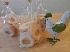 Zitronige Ostereier - Kekse 3