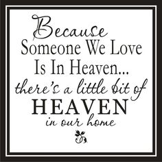 Love this - in memory of my parents.