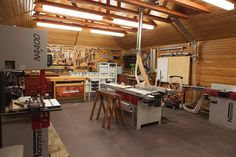 Jarek's Workshop - The Wood Whisperer