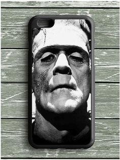 Black White Frankenstein iPhone 6S Plus Case
