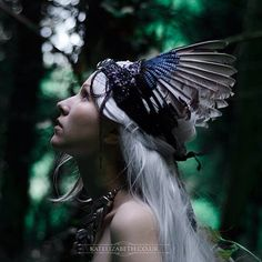 awesome headpiece from hysteria machine