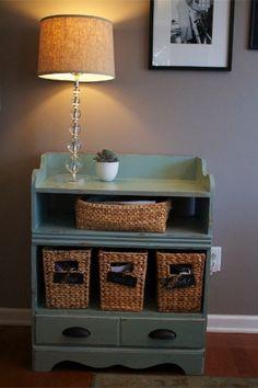 Cheap Kitchen Furniture Redo | Design by Vanessa Blog