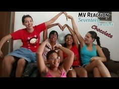MV Reaction, Free Souls, Seventeen (Vocal unit) Chocolate - YouTube