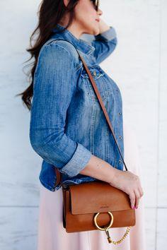 Chloe Faye bag with