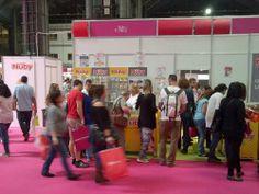 Éxito de asistencia en la Feria Bebés&Mamás de Barcelona - Nûby™