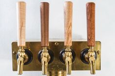 Beer Tap Handle by AbbeyCatBrewing on Etsy https://www.etsy.com/listing/210913113/beer-tap-handle