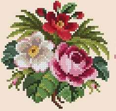 Embroidery Patterns, Cross Stitch Patterns, Crochet Projects, Needlework, Models, Decor, Cross Stitch Art, Embroidered Cushions, Dinner Suit