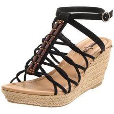 Minnetonka Wedge Sandals