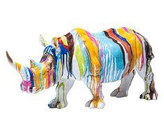 Elemento decorativo rhino