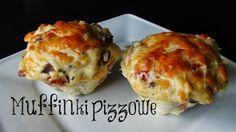 szusz: Muffinki pizzowe najlepsze na świecie !