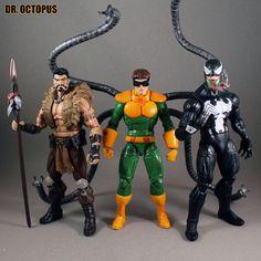 Dr. Octopus (Marvel Legends) Custom Action Figure