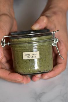 Hemp Seed Butter Recipe, Healthy Snacks Before Bed, Sunflower Butter, Hemp Protein, Vegan Peanut Butter, Homemade Vanilla, Hemp Seeds, Pudding Recipes, Health Benefits