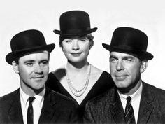 Jack Lemmon (The Apartment),Shirley MacLaine, Fred MacMurray