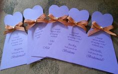 Will you be my bridesmaid card Ask Bridesmaid by ArleenDesign