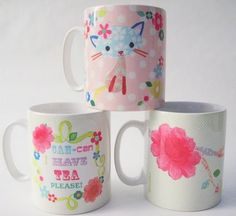 print & pattern. snaps of my favourite freckleface mugs