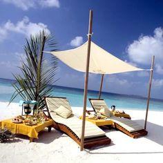 Sundays  Please take me there!  Coco Palm Bodu Hithi Hotel, Maldives  Good morning! ☕☕☕