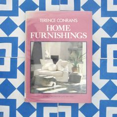 Terence Conran's Home Furnishings vintage by oldrarenewshop, $25.00