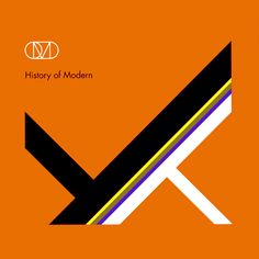 Orchestral Manoeuvres in the Dark - History of Modern Cover design by Peter Saville