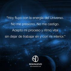 Fluir con la energía del Universo